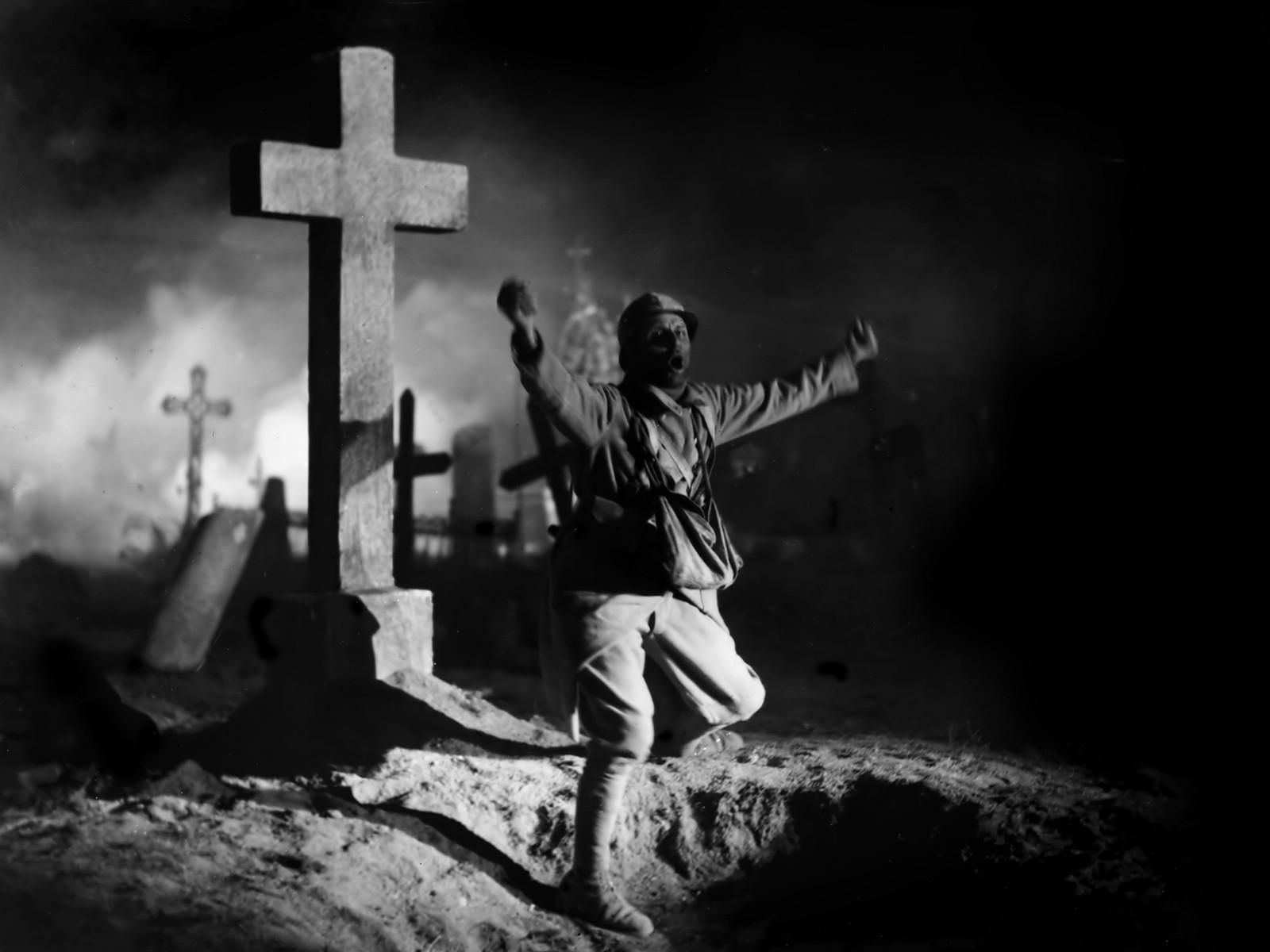 imagen cruces de madera