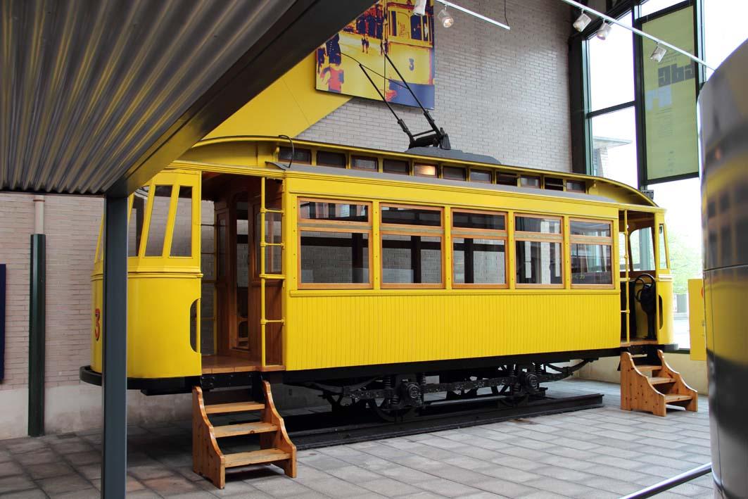 Museo del Ferrocarril de Asturias Gijón